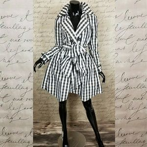 Aryn K Coat Dress
